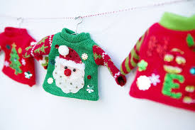Decoration Ideas For Christmas Party by Ugly Sweater Party Free Printables Lillian Hope Designs