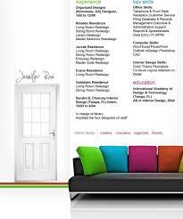 sle designer resume template designer resume sles senior interior resumes kitchene format