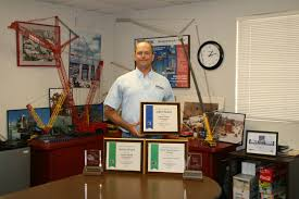 crane rental corp recognized for safety efforts all things cranes