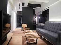 hi tech living room