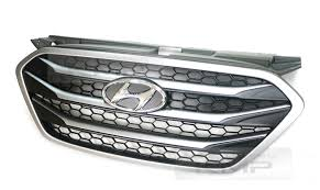 2012 hyundai tucson accessories oem parts front radiator grille trim for hyundai 2010 2015