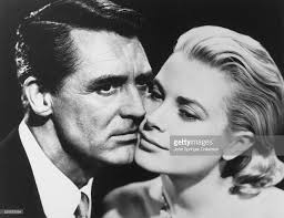 cary grant and grace kelly pictures getty images