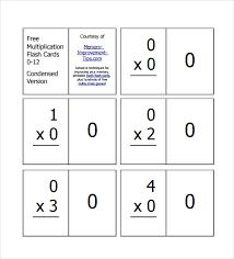 sample vertical multiplication facts worksheet 8 documents in pdf