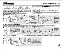 Chamberlain Garage Door Opener Instruction Manual by Garage Doors Awesomer Garage Door Keypad Manual Pictures