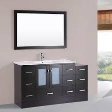 smartness bathroom side cabinet contemporary design megabai