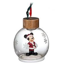your wdw store disney ornament light up santa mickey