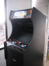 Home Made Cabinet - homemade arcade cabinet 14 steps with pictures