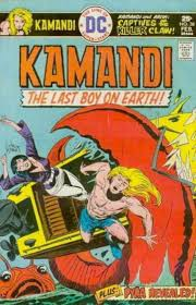 kamandi the last boy on earth 35 the soyuz survivor issue