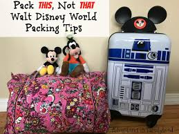 printable disney planning guide packing for a walt disney world vacation can be a daunting task