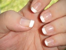 36 best nails images on pinterest white acrylic nails french
