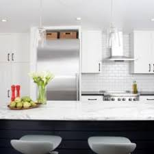 white kitchen with black island photos hgtv
