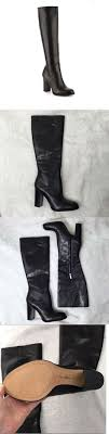 ebay womens ankle boots size 9 boots 53557 marc fisher womens black leather formal zip up