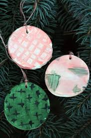 clay ornaments easy crafts unleashed