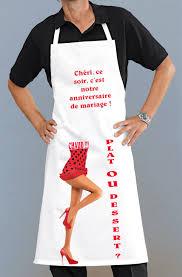 tablier de cuisine personnalisé photo tablier de cuisine personnalisé avec photo création rigolote sur