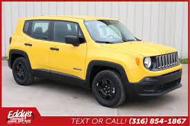 jeep renegade orange 2017 new 2017 jeep renegade sport suv in wichita ks area n11540
