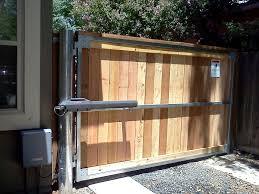 gate and fence pvc driveway gate vinyl porch railing security