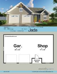 traditional style specialty garage jada