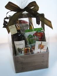 Seattle Gift Baskets Washington Wine Basket Bumble B Designbumble B Design