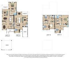 floor plans u0026 features the mockingbird austin tx