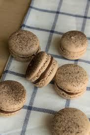 nutella macarons