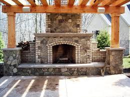best brick fireplace ideas u2014 home fireplaces firepits