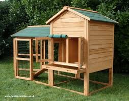 Rabbit Hutch Makers Balmoral Rabbit Hutch