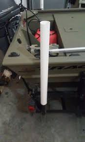 boat trailer guides with lights diy boat trailer guide post