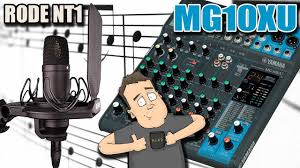 Best Small Mixing Desk Best Usb Audio Mixer Board On A Budget Live Podcast Etc