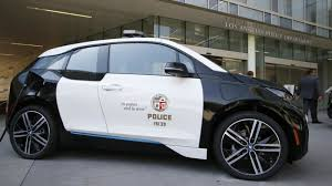 bmw 3i electric car lapd will get 100 bmw i3 electric cars autoblog