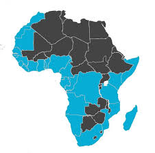 africa map all countries where to surf africa your free surf guide to africa