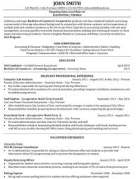 Resume For University Job by 31 Best Best Accounting Resume Templates U0026 Samples Images On