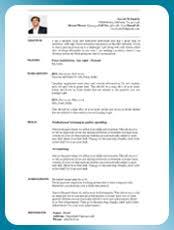 Eye Catching Resume Templates Resume Builder Resume Templates