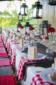 Casual Table Setting Picnic Style Tablescapes We Love Pinterest Picnics