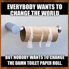 Memes About Change - dopl3r com memes everybody wants to change theworld but nobody