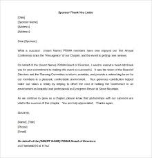 free thank you letter templates 40 free word pdf documents