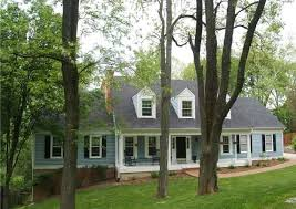 House Plans With Future Expansion Postwar Housing Styles Cape Cod Colonial And Ranch Homeowner