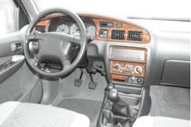Ford Ranger Interior Parts Ford Ranger Mk1 Meric Kaplama Dashtrim Cockpit Dekor Interior