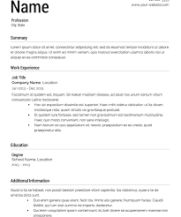 Whats A Resume Download Whats A Resume Haadyaooverbayresort Com