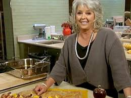 paula deen dishes on thanksgiving dinner abc news