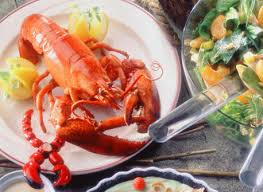 Beurre Blanc Sauce Recipe by Boiled Lobsters With Beurre Blanc Sauce Recipe Dairy Goodness