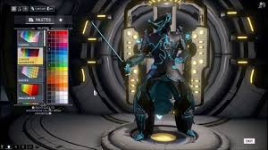 warframe frost color schemes youtube