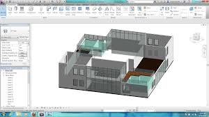 solved revit 2013 seeing glass thru walls floors in 3d