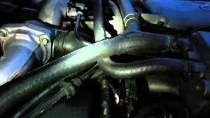 1998 jaguar xjr coolant leak investigation youtube