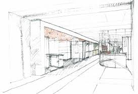 Warehouse Interior Warehouse Interior Drawing Impressive Creative Home Office Fresh