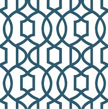 wall pops nu1648 grand trellis peel and stick wallpaper navy