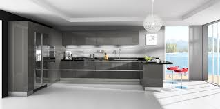 white and grey modern kitchen lava grey modern rta cabinets