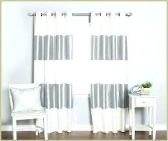 Curtains White And Grey White Curtains With Grey Pattern White And Gray Chevron Curtains