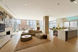 east village penthouse in new york homes kitchen nyc comfortable