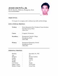 Resume Sample Format Free Download by Basic Resume Sample Format Sample Resume123