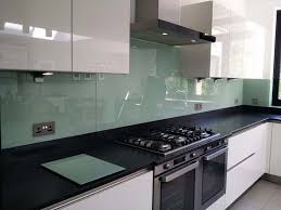 kitchen glass splashback ideas best 25 kitchen glass splashbacks ideas on glass
